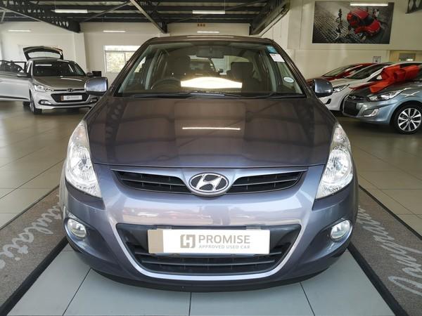 2009 Hyundai i20 1.6  Gauteng Sandton_0