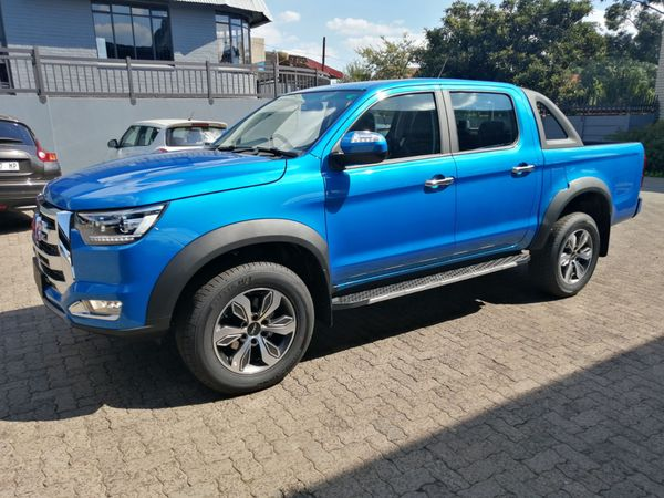 2020 JAC T8 1.9TDi LUX Double Cab Bakkie Mpumalanga Ermelo_0