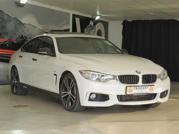 2015 BMW 4 Series 435i Coupe Auto Kwazulu Natal Pietermaritzburg_0