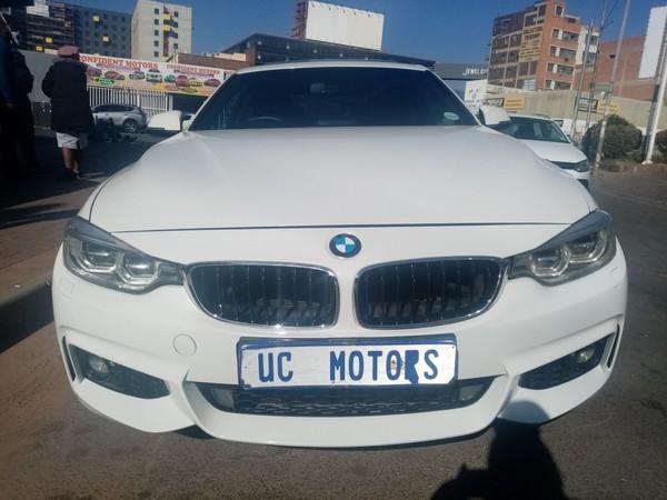 2016 BMW 4 Series 430i Coupe Luxury Line Auto Gauteng Germiston_0