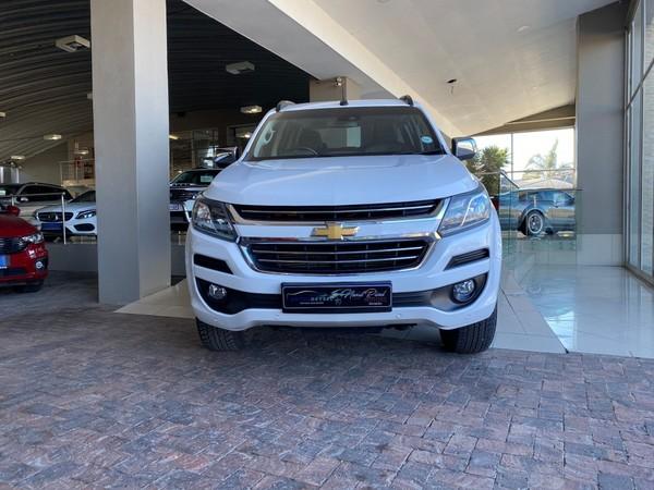 2017 Chevrolet Trailblazer 2.8 LTZ Auto Gauteng Boksburg_0