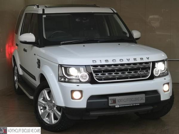 2015 Land Rover Discovery 4 3.0 Tdv6 Se  Gauteng Randburg_0
