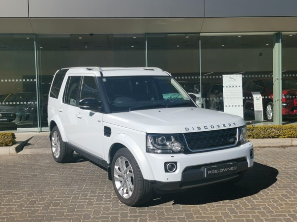2016 Land Rover Discovery 4 3.0 Tdv6 Hse  Gauteng Bedfordview_0