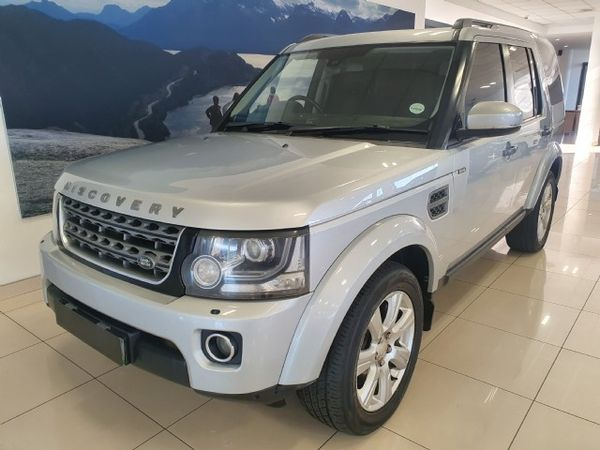 2015 Land Rover Discovery 4 3.0 Tdv6 Se  Gauteng Pretoria_0