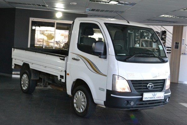 2015 TATA Super Ace 1.4 TCIC DLS PU DS Gauteng Roodepoort_0