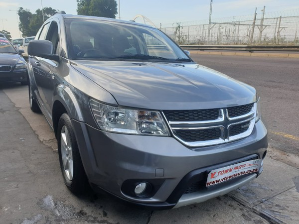 2012 Dodge Journey 3.6 V6 Sxt At  Kwazulu Natal Durban_0