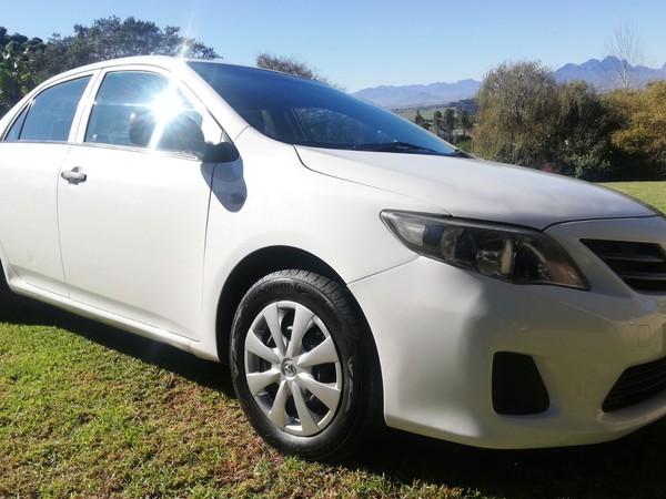 2014 Toyota Corolla 1.6 Professional  Western Cape_0