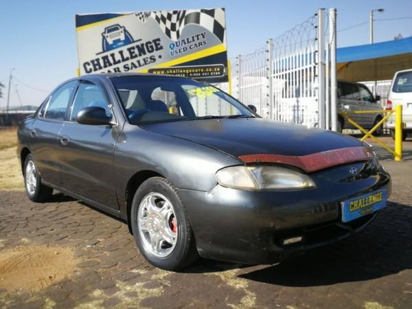 1996 Hyundai Elantra 1.6 Gls  Gauteng Brakpan_0