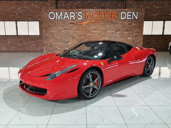 2011 Ferrari 458 Italia  Mpumalanga Witbank_0