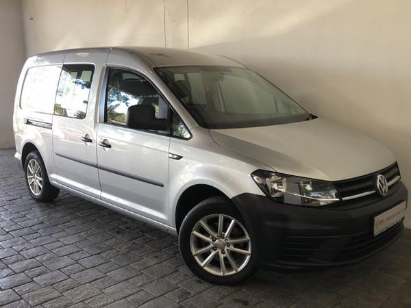 2018 Volkswagen Caddy MAXI Crewbus 2.0 TDi Western Cape Cape Town_0