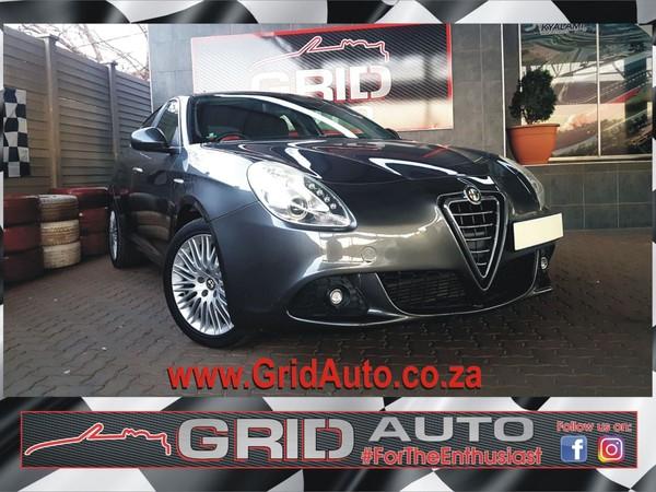 2013 Alfa Romeo Giulietta 1.4t Distinctive 5dr  Gauteng Pretoria North_0