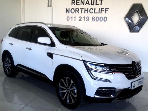 2020 Renault Koleos 2.5 Dynamique CVT Gauteng Randburg_0