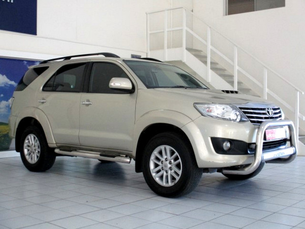 2014 Toyota Fortuner 2.5d-4d Rb  Western Cape George_0
