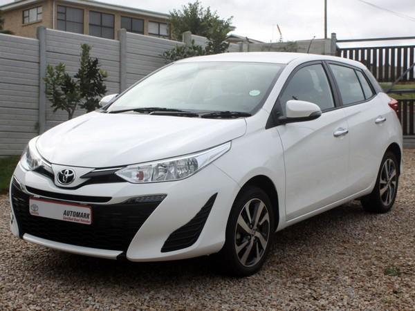 2018 Toyota Yaris 1.5 Xs CVT 5-Door Western Cape Mossel Bay_0