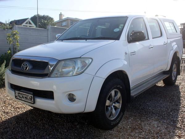 2009 Toyota Hilux 2.7 Vvti Raider Rb Pu Dc  Western Cape Mossel Bay_0