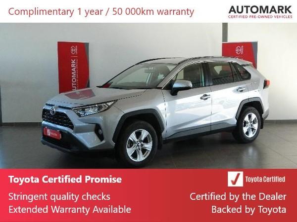 2019 Toyota Rav 4 2.0 GX CVT Western Cape Rondebosch_0