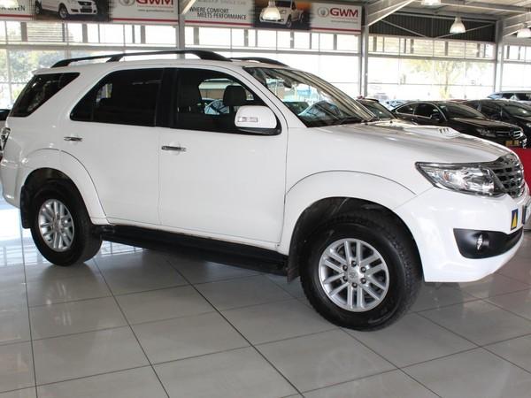 2011 Toyota Fortuner 3.0d-4d 4x4  Gauteng Alberton_0