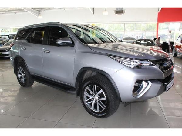 2019 Toyota Fortuner 2.8GD-6 4X4 Auto Gauteng Alberton_0