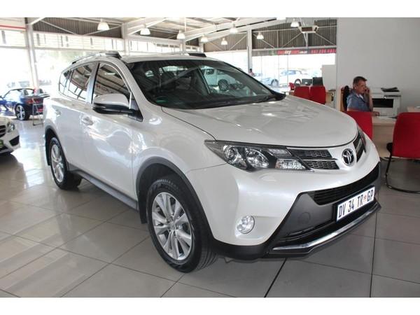 2015 Toyota Rav 4 2.2D VX Auto Gauteng Alberton_0