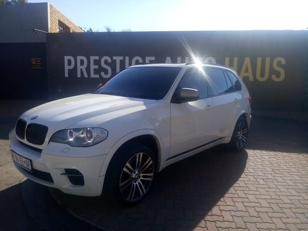 2013 BMW X5 M50d Gauteng_0
