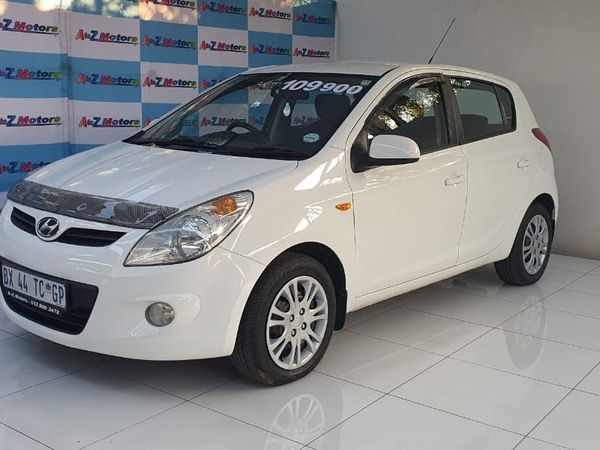 2012 Hyundai i20 1.6  Gauteng Pretoria_0