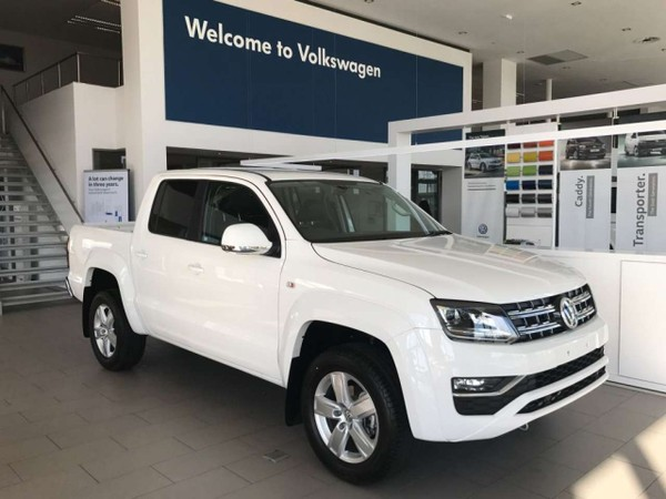 2020 Volkswagen Amarok 2.0 BiTDi Highline 132kW 4Motion Auto Double Cab B Eastern Cape Jeffreys Bay_0