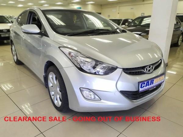 2013 Hyundai Elantra 1.8 Gls At  Kwazulu Natal Durban_0
