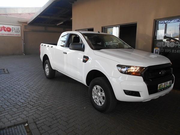2019 Ford Ranger 2.2TDCi XL PU SUPCAB Gauteng Pretoria_0