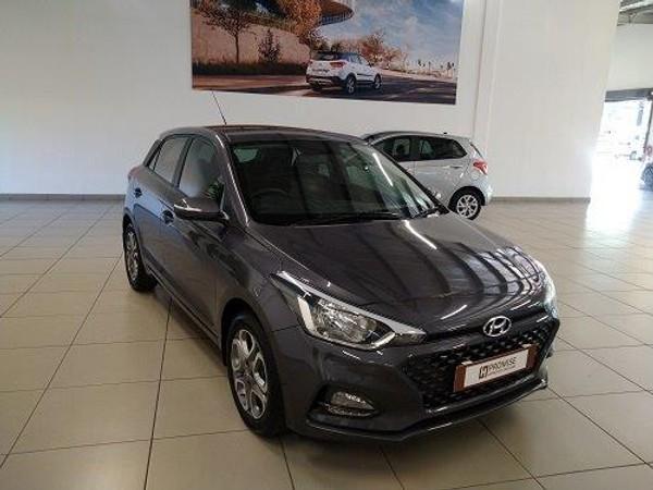 2020 Hyundai i20 1.4 Fluid Gauteng Pretoria_0