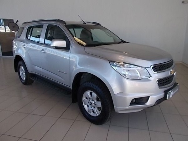 2015 Chevrolet Trailblazer 2.5 Lt  North West Province Potchefstroom_0