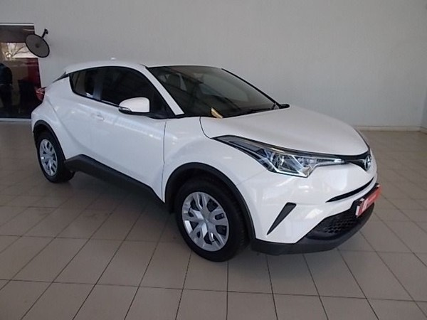 2017 Toyota C-HR 1.2T North West Province Potchefstroom_0