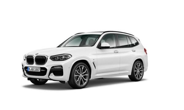 2020 BMW X3 xDRIVE 20d M-Sport G01 Gauteng Pretoria_0