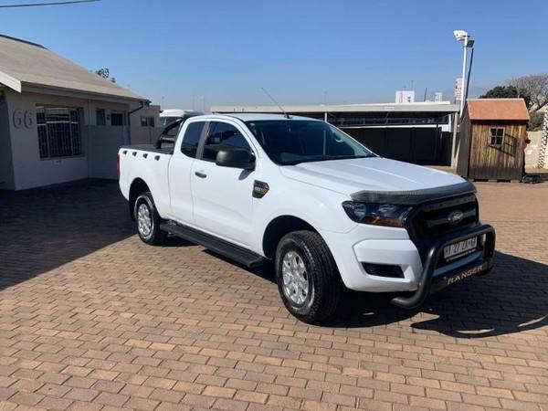 2019 Ford Ranger 2.2TDCi XL Auto PU SUPCAB Gauteng Boksburg_0