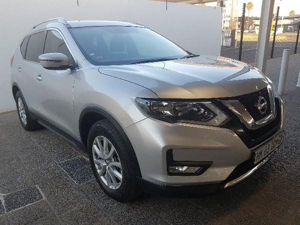 2018 Nissan X-Trail 2.5 Acenta PLUS 4X4 CVT 7S Gauteng Boksburg_0