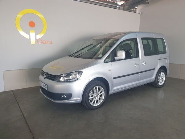 2015 Volkswagen Caddy 2.0tdi 81kw Trendline  Mpumalanga Mpumalanga_0