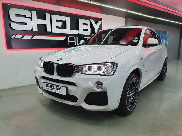 2017 BMW X4 xDRIVE20d M Sport Gauteng Four Ways_0