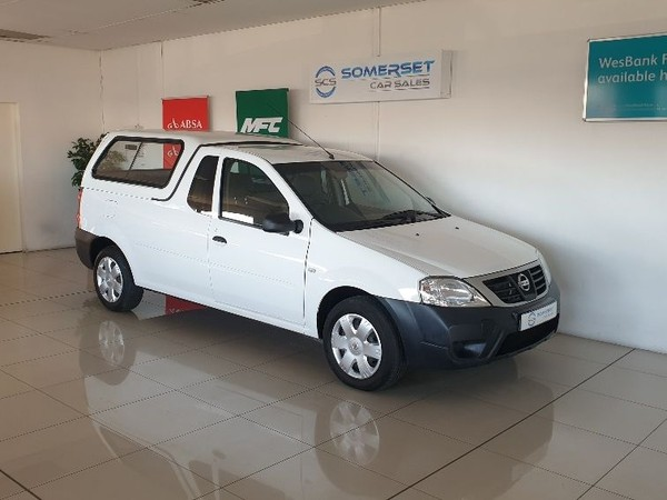 2014 Nissan NP200 1.5 Dci  Ac Safety Pack Pu Sc  Western Cape Strand_0