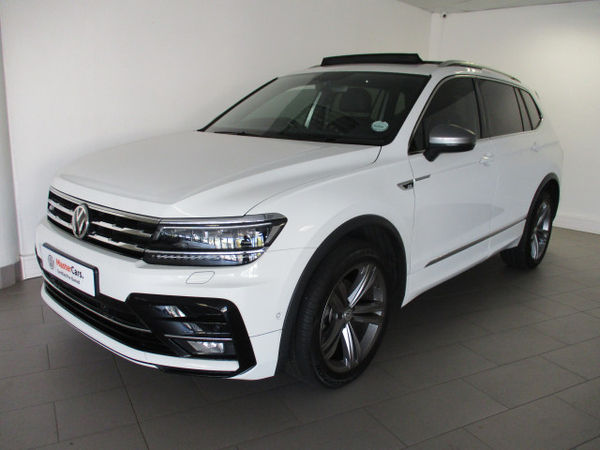 2020 Volkswagen Tiguan AllSpace 1.4 TSI CLINE DSG 110KW Kwazulu Natal Umhlanga Rocks_0
