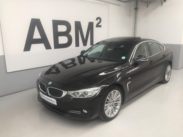 2016 BMW 4 Series 420D Gran Coupe Luxury line Auto Gauteng Midrand_0