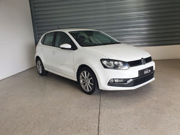2017 Volkswagen Polo 1.2 TSI Highline DSG 81KW Western Cape Somerset West_0
