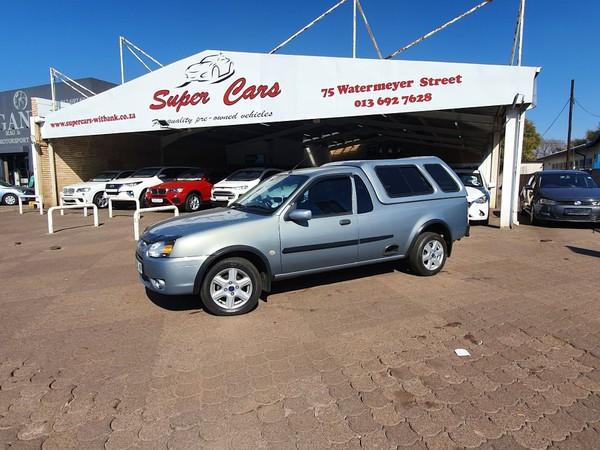 2011 Ford Bantam 1.6i Xlt Pu Sc  Mpumalanga Witbank_0