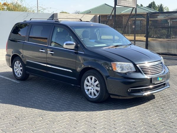 2012 Chrysler Grand Voyager 2.8 Limited At  Gauteng Johannesburg_0
