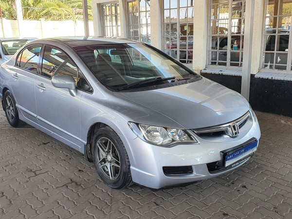 2007 Honda Civic 1.8 Lxi  Gauteng Centurion_0