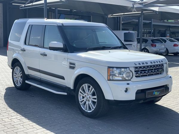 2010 Land Rover Discovery 4 3.0 Tdv6 Hse  Gauteng Johannesburg_0