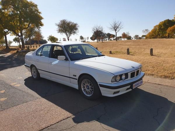 1990 BMW 5 Series 535i e34  Gauteng Pretoria West_0