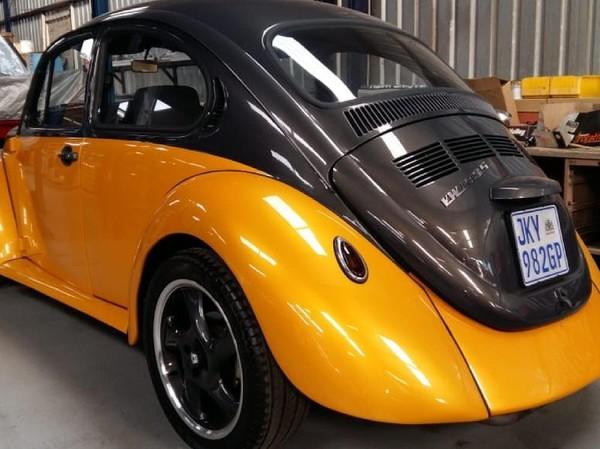 1970 Volkswagen Beetle Super Bug  Gauteng Vereeniging_0