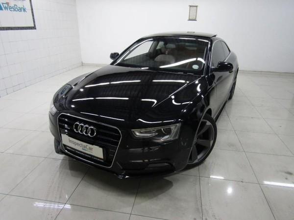 2013 Audi A5 2.0T FSi q S Tronic Gauteng Pretoria_0