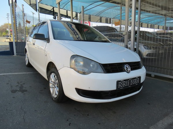 2013 Volkswagen Polo Vivo 1.6 Trendline Gauteng Johannesburg_0