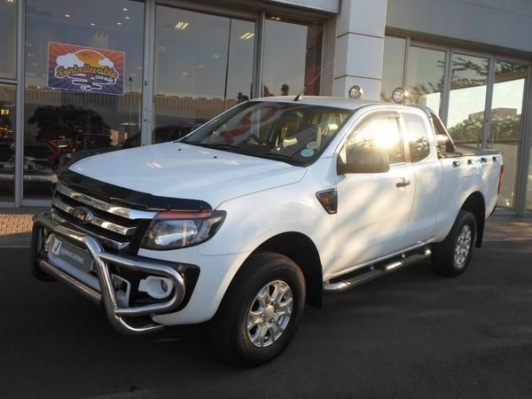 2015 Ford Ranger 2.2tdci Xl Pu Supcab  Kwazulu Natal Durban_0