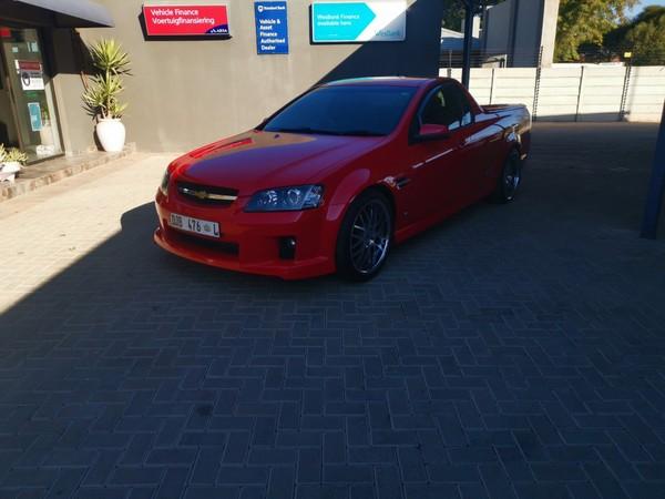 2008 Chevrolet Lumina Ss 6.0 Ute At Pu Sc  Limpopo Polokwane_0